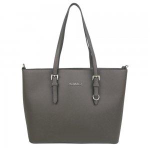 Flora & Co Bags Shopper donker grijs Damestas