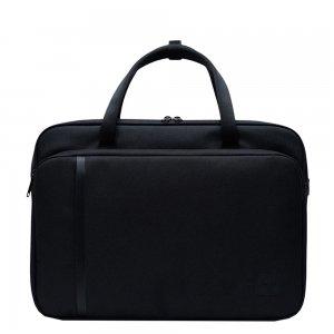 Herschel Supply Co. Gibson Large Laptoptas black
