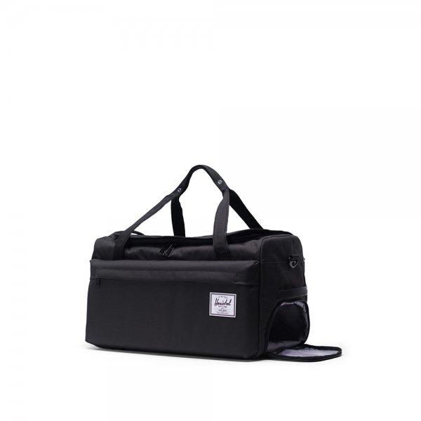 Herschel Supply Co. Outfitter 50L Reistas black Weekendtas van Polyester