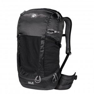 Jack Wolfskin Kingston 30 Pack black backpack