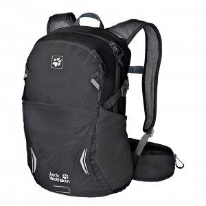 Jack Wolfskin Moab Jam 18 black backpack