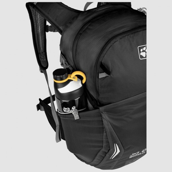 Jack Wolfskin Moab Jam 18 brownstone backpack van Polyester