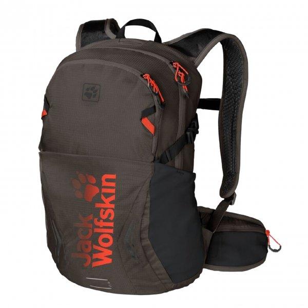 Jack Wolfskin Moab Jam 18 brownstone backpack