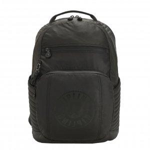 Kipling Troy Rugzak NC++ raw black backpack