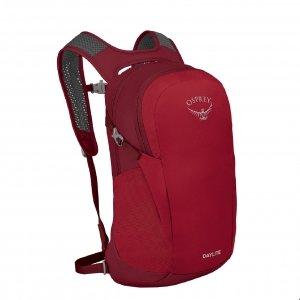 Osprey Daylite Backpack cosmic red backpack