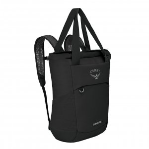 Osprey Daylite Tote Pack black Damestas