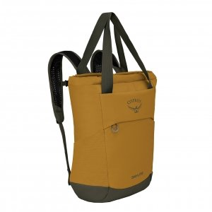 Osprey Daylite Tote Pack teakwood yellow Damestas