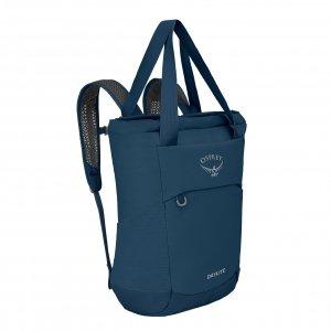 Osprey Daylite Tote Pack wave blue Damestas