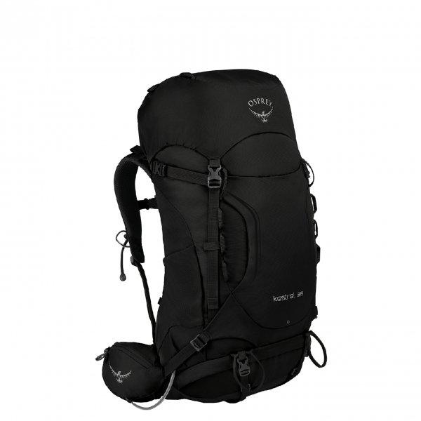 Osprey Kestrel 38 Backpack S/M black backpack