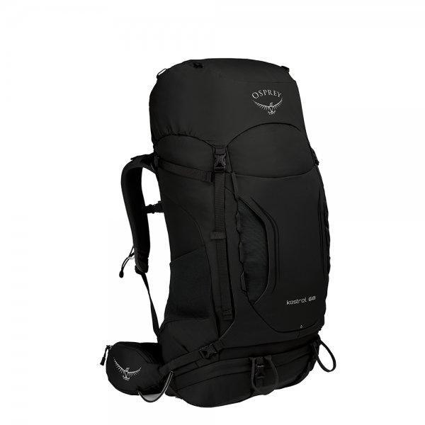 Osprey Kestrel 68 Backpack M/L black backpack