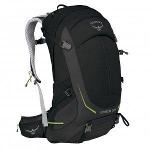 Osprey Stratos 34 Backpack S/M black backpack