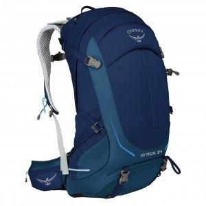 Osprey Stratos 34 Backpack S/M eclipse blue backpack