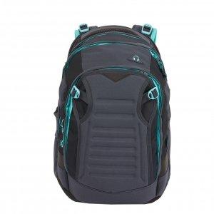 Satch Match School Rugzak mint phantom backpack