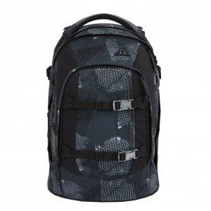 Satch Pack School Rugzak infra grey