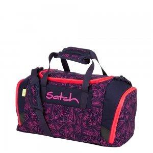 Satch Sport Duffle pink bermuda Weekendtas