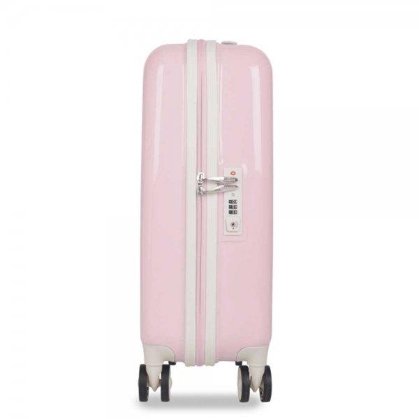 SuitSuit Fabulous Fifties Trolley 55 pink dust Harde Koffer van Polycarbonaat