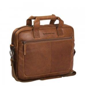 The Chesterfield Brand Calvi Laptoptas 15.6'' cognac