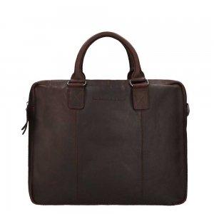 The Chesterfield Brand Floris Laptopbag brown