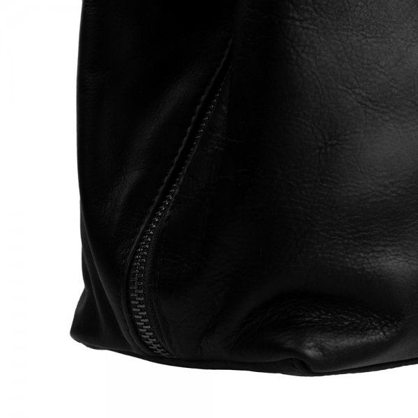 The Chesterfield Brand Gail Schoudertas / Shopper black Damestas van Leer