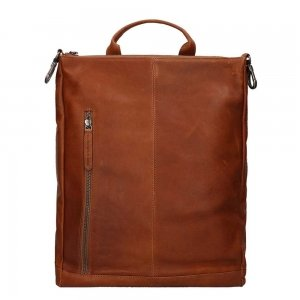The Chesterfield Brand Nuri Rugzak cognac backpack