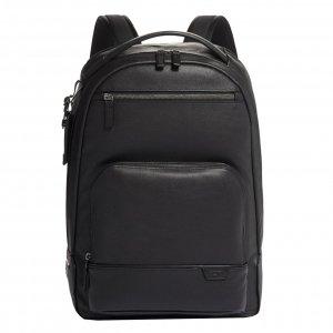 Tumi Harrison Warren Backpack Leather black backpack