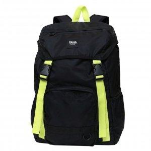Vans Ranger Backpack black/lemon tonic Laptoprugzak