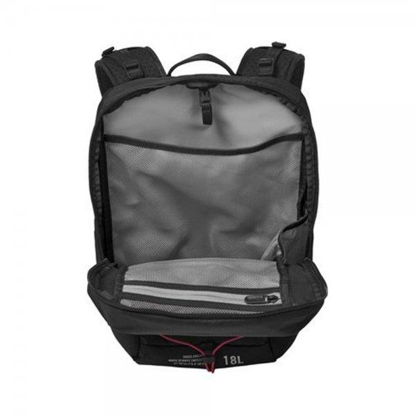 Victorinox Altmont Active Compact Backpack black Rugzak van Nylon