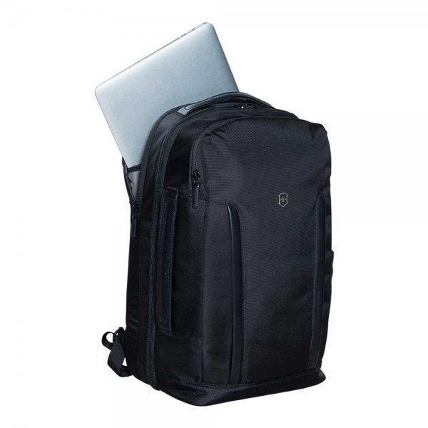 Victorinox Altmont Professional Deluxe Travel Laptop Backpack black backpack van Polyester