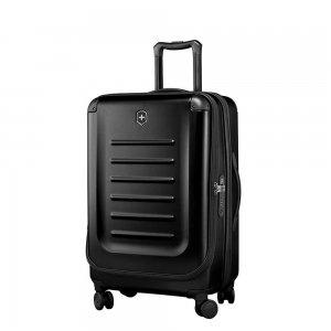 Victorinox Spectra 2.0 Trolley Medium Expandable black Harde Koffer