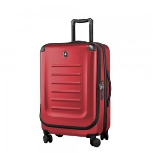 Victorinox Spectra 2.0 Trolley Medium Expandable red Harde Koffer