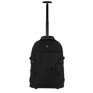 Victorinox VX Sport Evo Backpack on Wheels black/black Trolley