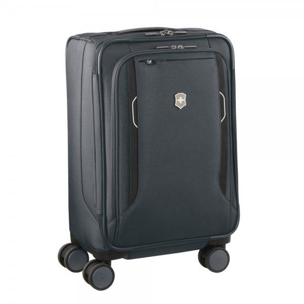 Victorinox Werks Traveler 6.0 Softside Frequent Flyer Carry-On grey Zachte koffer van Nylon