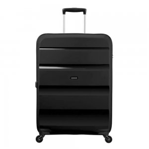 American Tourister Bon Air Spinner L black Harde Koffer