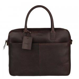 Burkely Vintage Jack Worker 13.3'' dark brown