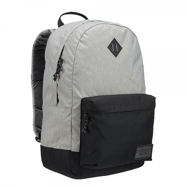 Burton Kettle Rugzak gray heather backpack