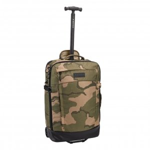 Burton Multipath 40L Carry-On Travel Bag barren camo print Reistas