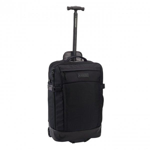Burton Multipath 40L Carry-On Travel Bag true black ballistic Reistas