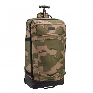 Burton Multipath 90L Checked Travel Bag barren camo print Reistas