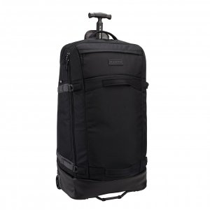 Burton Multipath 90L Checked Travel Bag true black ballistic Reistas