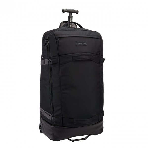 Burton Multipath 90L Checked Travel Bag true black ballistic Reistas