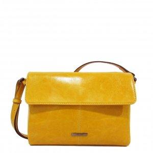 Claudio Ferrici Pelle Vecchia Shoulder Bag sunflower2 Damestas