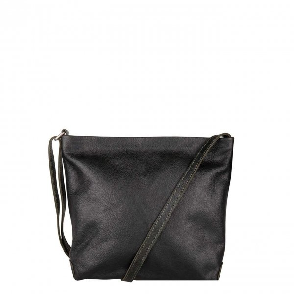 Cowboysbag Bag Walmer dark green Damestas