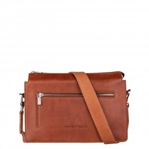 Cowboysbag Bag Williston cognac Damestas