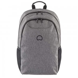 "Delsey Esplanade One Compartment Backpack M 15.6"" anthracite backpack"