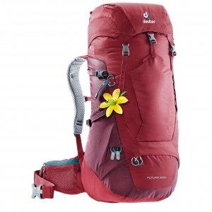 Deuter Futura 28 SL Backpack cranberry / maron backpack