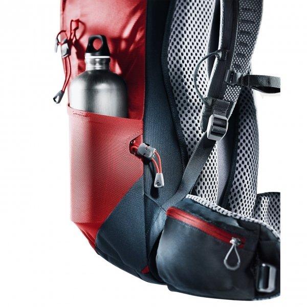 Deuter Trail 30 Backpack black/graphite backpack van Polyester