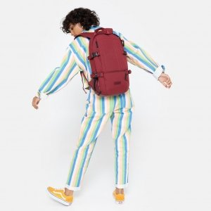 Eastpak Floid Rugzak doll bold red backpack