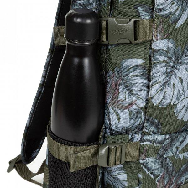 Eastpak Floid Rugzak hawaiian green backpack van Polyester