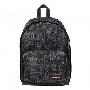 Eastpak Out Of Office Rugzak master black backpack