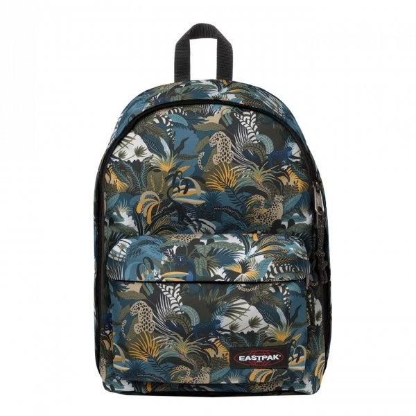 Eastpak Out of Office Rugzak jam in the leaves backpack